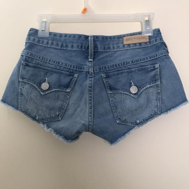 True Religion Mini/Short Shorts light Denim Image 1