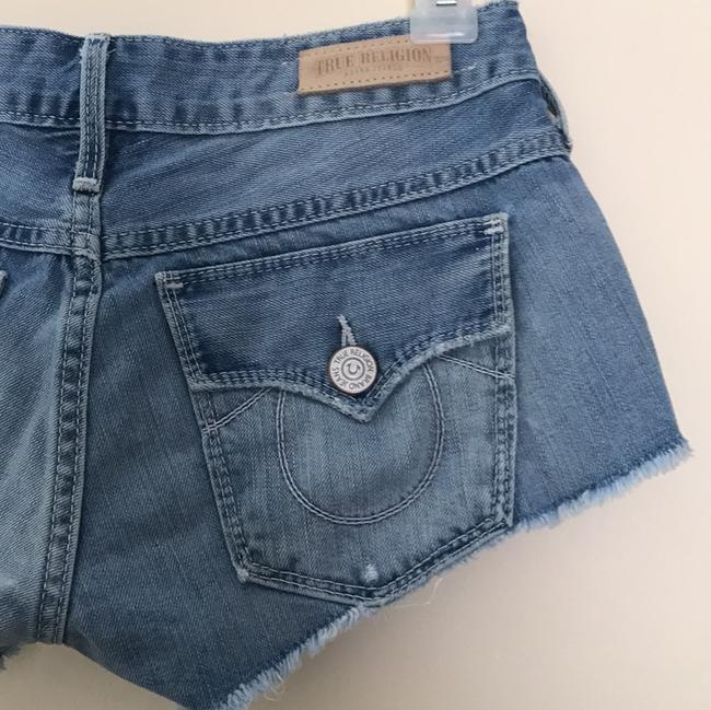 True Religion Mini/Short Shorts light Denim Image 2