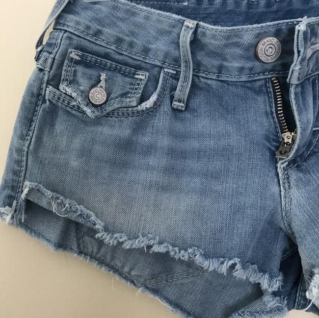 True Religion Mini/Short Shorts light Denim Image 4