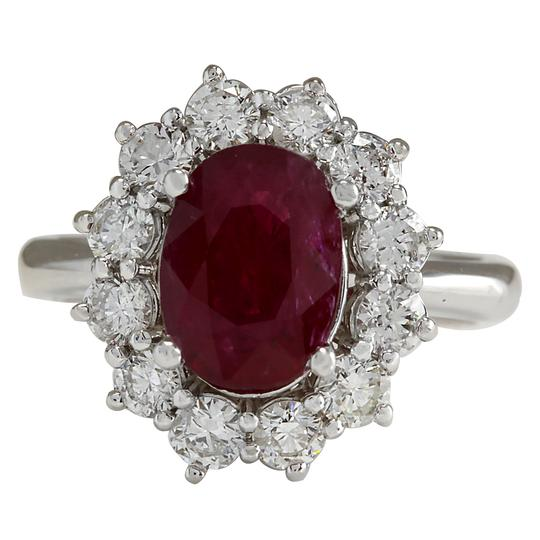 Preload https://img-static.tradesy.com/item/21204765/red-338-carat-natural-ruby-14k-white-gold-diamond-ring-0-0-540-540.jpg