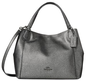 Coach 36101 Leather Edie Shoulder Bag