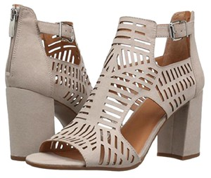 Franco Sarto Taupe Sandals