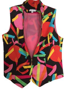 Tapp New York Colored Party Fun Vest
