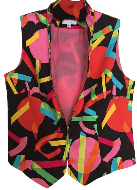 Tapp New York Colored Party Fun Vest Image 0
