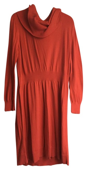 Preload https://img-static.tradesy.com/item/21205263/old-navy-orange-sweater-with-cowl-neckline-mid-length-casual-maxi-dress-size-16-xl-plus-0x-0-4-650-650.jpg