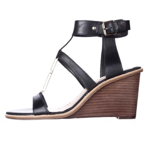 Dolce Vita Black Platforms
