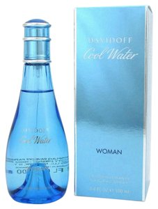 davidoff Cool Water By DAVIDOFF 3.4 ounce edt Spray