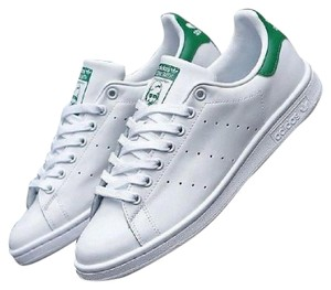 adidas Stan Smith Stan Smith Sneakers White Green Sneakers Athletic