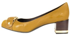 Tory Burch golden brown Pumps