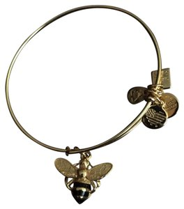 Alex and Ani (bogo) Charity by Design Bumble Bee Bracelet