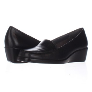Aerosoles Black Platforms