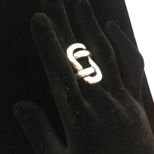 Other Avant Garde Silver Knot Ring Image 2