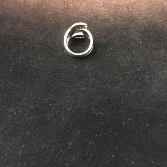 Other Avant Garde Silver Knot Ring Image 7