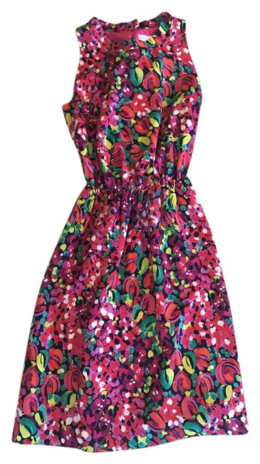 Preload https://img-static.tradesy.com/item/21205790/lilly-pulitzer-multicolor-mid-length-cocktail-dress-size-0-xs-0-2-650-650.jpg