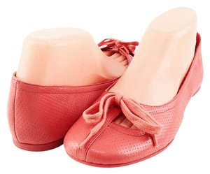 See by Chloé Chloe Comfortable Sb14030 Eur 41 Red Lobster Flats