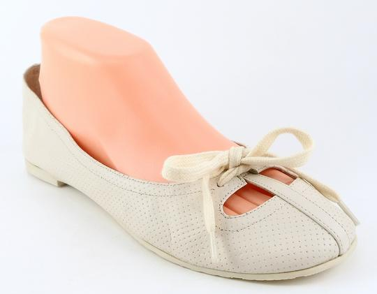 See by Chloé Comfortable Sb14030 Eur 41 Latte Flats Image 3