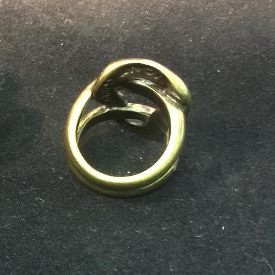 Other Avant Garde Brass Knot Ring Image 6