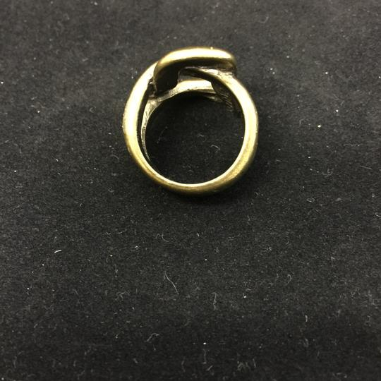 Other Avant Garde Brass Knot Ring Image 7