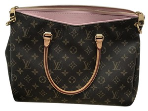 Louis Vuitton Tote in Pink, brown, tan