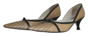 Claudia Ciuti Beige/black Pumps