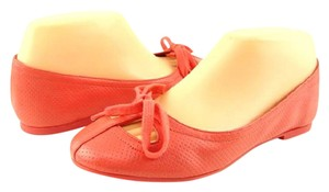 See by Chloé Chloe Comfortable Sb14030 Eur 37 Red Lobster Flats