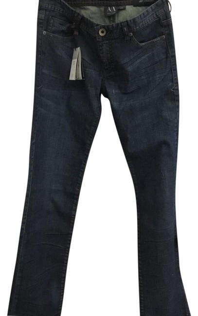 Preload https://img-static.tradesy.com/item/21206371/ax-armani-exchange-blue-distressed-jd-straight-leg-jeans-size-30-6-m-0-1-650-650.jpg