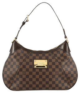 Louis Vuitton Thames Damier Canvas Shoulder Bag