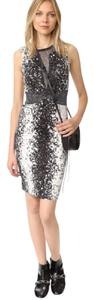 Diane von Furstenberg Dvf Ilsie Silk Dress