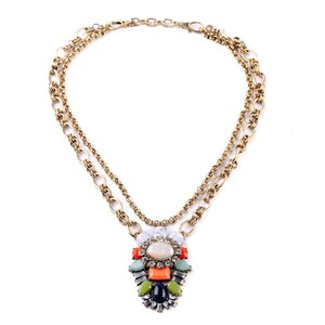 J.Crew Heritage Bloom Necklace