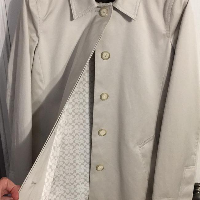 Coach Trench Coat Image 2