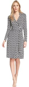 Diane von Furstenberg short dress Dvf Silk Wrap Two New on Tradesy