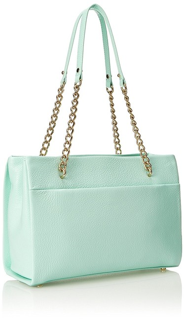 Kate Spade Emerson Smooth Small Phoebe Spa Blue Leather Shoulder Bag Kate Spade Emerson Smooth Small Phoebe Spa Blue Leather Shoulder Bag Image 3
