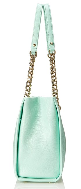 Kate Spade Emerson Smooth Small Phoebe Spa Blue Leather Shoulder Bag Kate Spade Emerson Smooth Small Phoebe Spa Blue Leather Shoulder Bag Image 4