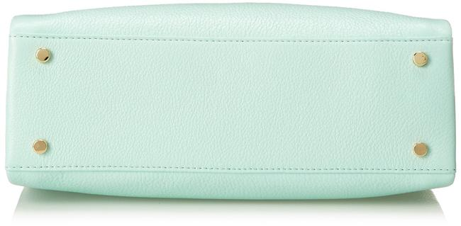 Kate Spade Emerson Smooth Small Phoebe Spa Blue Leather Shoulder Bag Kate Spade Emerson Smooth Small Phoebe Spa Blue Leather Shoulder Bag Image 5