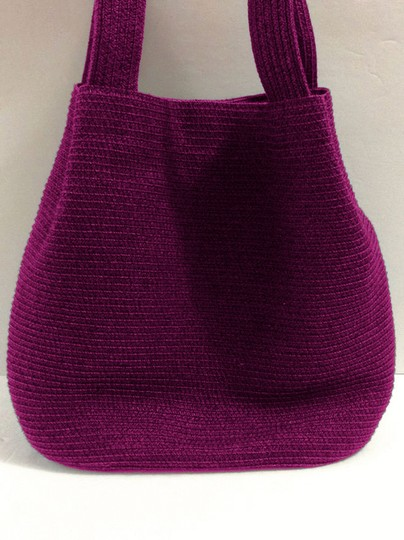 Talbots Tote in Hot Pink Image 3