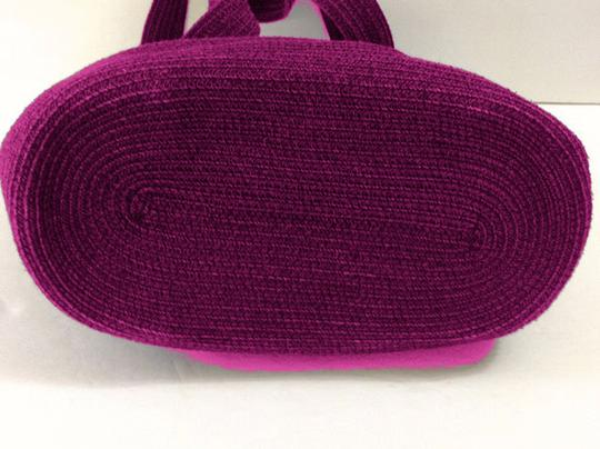Talbots Tote in Hot Pink Image 4