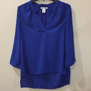 Body Central Top royal blue