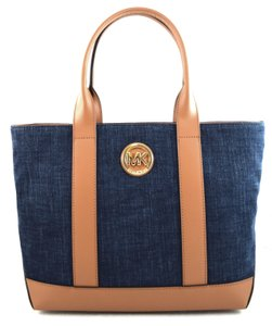 Michael Kors Tote in Denim Blue