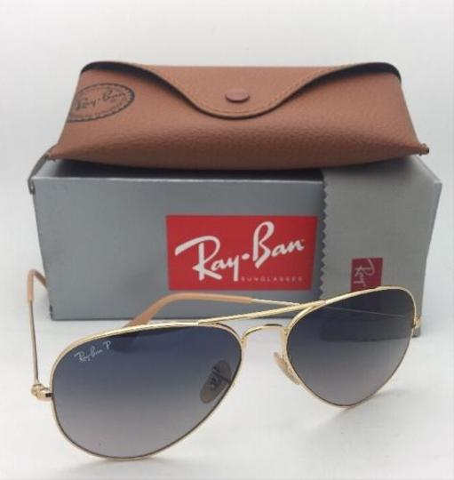 Versace Polarized Ray-ban Large Metal Rb 3025 001 78 58-14 Gold W ... 437dd3823d13a