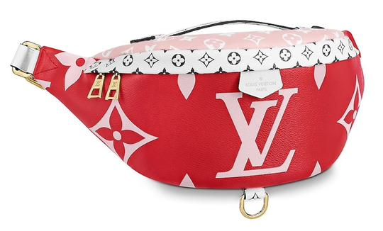 Preload https://img-static.tradesy.com/item/21207862/louis-vuitton-bumbag-giant-monogram-redpink-limited-edition-cross-body-bag-0-2-540-540.jpg