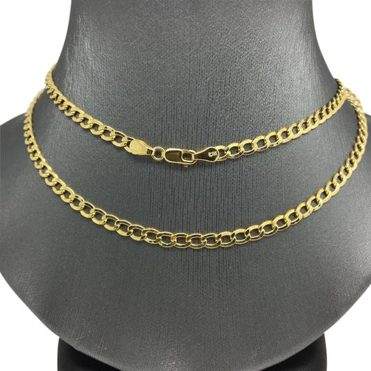 Preload https://img-static.tradesy.com/item/21208005/14k-yellow-gold-curb-link-22-inches-350mm-necklace-0-1-540-540.jpg