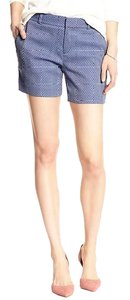 Banana Republic Mini/Short Shorts Blue