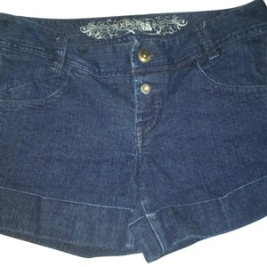 Express Mini/Short Shorts blue