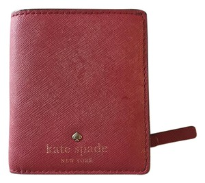 Kate Spade Kate Spade Cedar Street Small Stacy Coin Purse Wallet - Dynasty Red