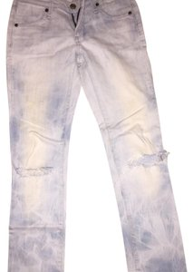 James Jeans Skinny Jeans-Distressed