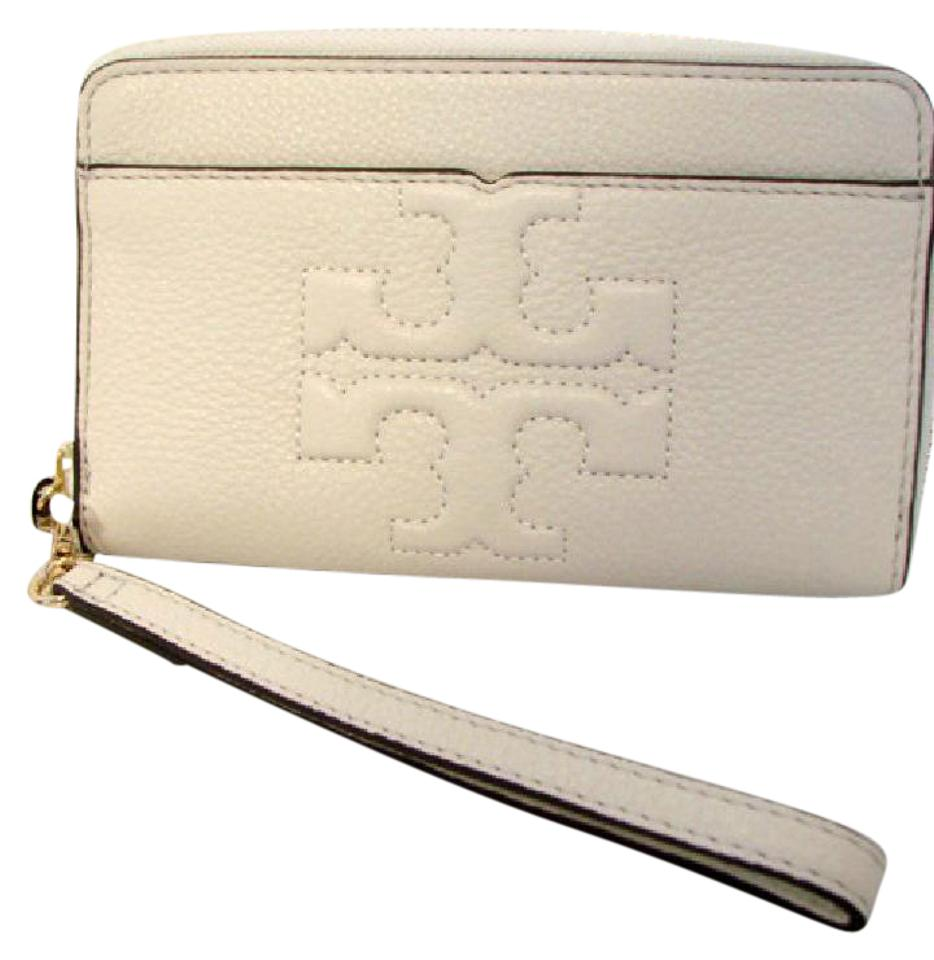 f4821ee99d41 Tory Burch NWT TORY BURCH BOMBE T SMARTPHONE WALLET/WRISTLET Image 0 ...