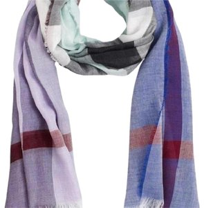 Burberry Brit check scarf