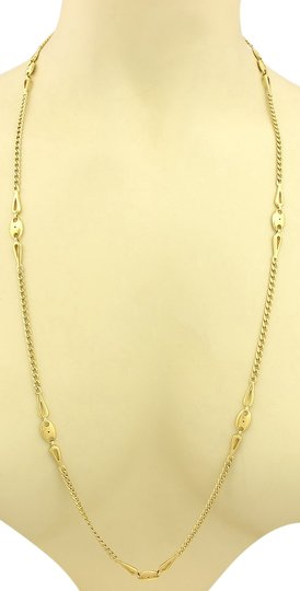 Other 15890 - Maffucci 18k Yellow Gold Curb Chain Necklace 32
