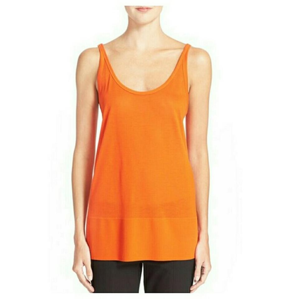 32e2f8ea26872b Rag   Bone Orange Sunburst Jane Camisole Tank Top Cami Size 2 (XS ...