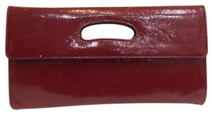 Hobo International red Clutch
